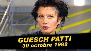 Guesch Patti est dans Coucou c