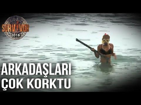 Survivor All Star - Seda Denizde Kayboldu!...