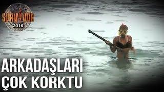 Survivor All Star - Seda Denizde Kayboldu! (6.Sezon 15.Bölüm)