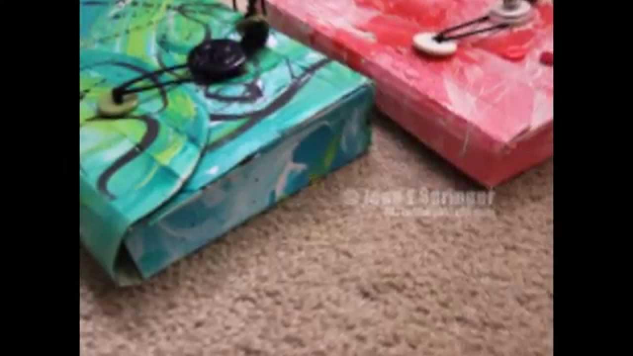 Idee fai da te per riciclare le scatole dei cereali youtube - Riciclare scatole ...