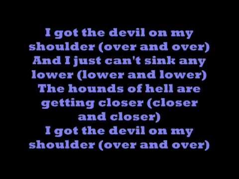 Billy Talent - Devil on my shoulder + Lyrics