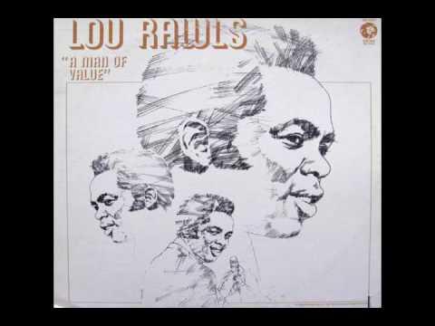 LOU RAWLS Where The Wind Blows Free (1972)