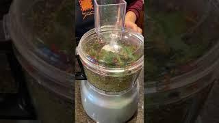 Pesto de bettes à carde (version courte)