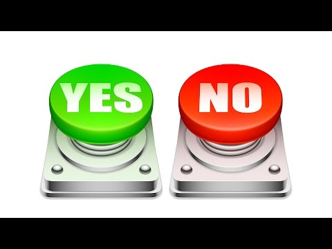 Thumbnail: YES or NO? | Will You Press The Button #7