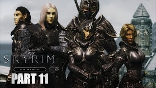 Skyrim Special Edition DIPLOMATIC IMMUNITY - Walkthrough Part 11 - PC Gameplay 1080p 60fps