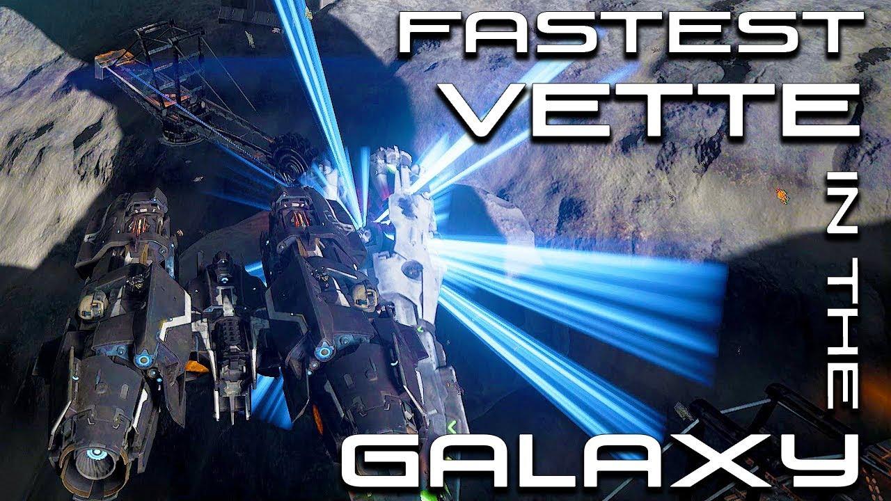 Dreadnought: Fastest Vette in the Galaxy