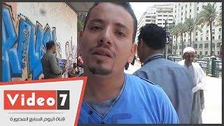 بالفيديو.. المواطن إسلام لمحلب: