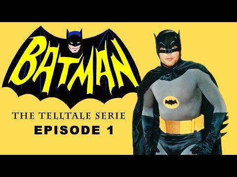 Batman The Telltale Serie - Episode 1 - Double Fesse