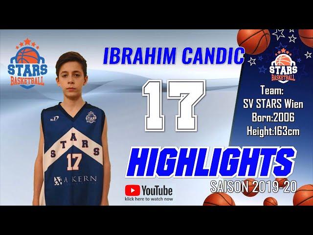 Stars Highlights Factory : IBRAHIM CANDIC Saison 2019-20
