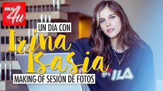 24 horas con IRINA ISASIA | HOLA!4u