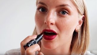 New Lipstick Collection Virtual Try-On with Estée Lalonde | NARS