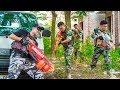 LTT Game Nerf War : Winter Warriors SEAL X Nerf Guns Fight Criminal Group Vengeance For Squad