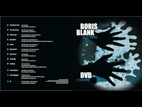Boris Blank - Electrified (Albumplayer)