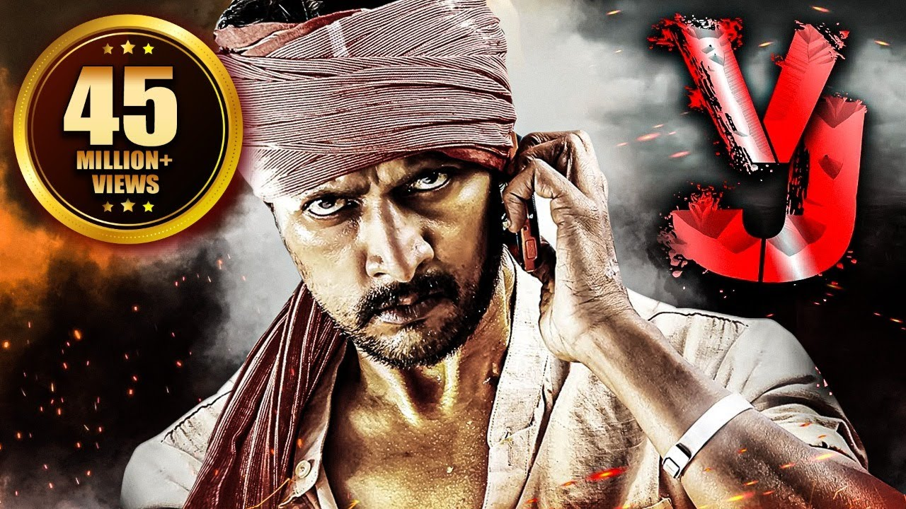 "Download ""VJ"" (Maanikya in Kannada) | Sudeep Latest South Indian Movie Hindi Dubbed"