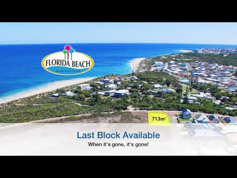 FLORIDA BEACH LAND FOR SALE WITH OCEAN VIEWS