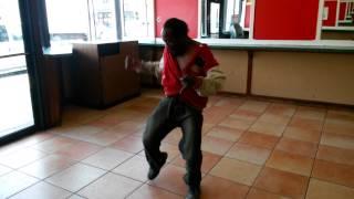 Dugga.Man vs Bop King Crack Head on 69th Ashland