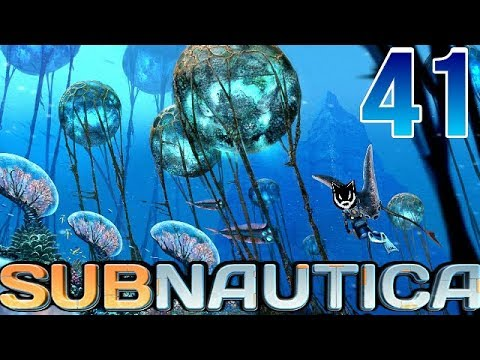 Subnautica Ep 41 A Heap of Lithium Mining