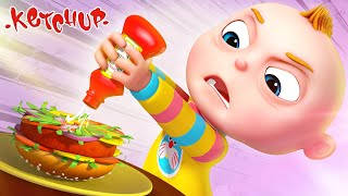 Ketchup Episode - TooToo Boy | Kids Shows | Cartoon Animation For Children | Funny Comedy Series