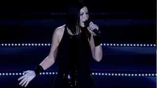 Laura Pausini - En Cambio No (live). HD-1080p