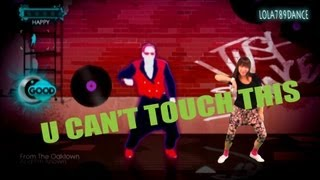 Just Dance Greatest Hits-U can