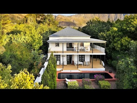 Akademie Street Boutique Hotel and Guesthouses - Franschhoek, South Africa