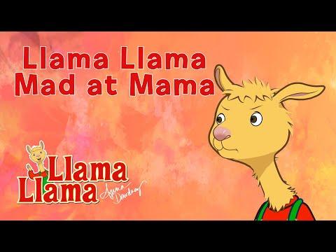 Llama Llama Mad