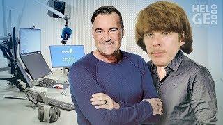 Helge Schneider als Gast der Woche bei Radio 7 - Radiointerview (08.05.2016)