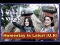 Spainish Girls home-stay in Garhwal | Laluri | Uttarakhand