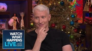 What Shocked Anderson Cooper About His Mom's Book | WWHL