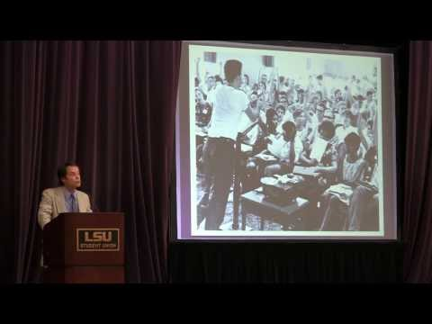 Bruce Watson on Freedom Summer, LSU Honors Convocation