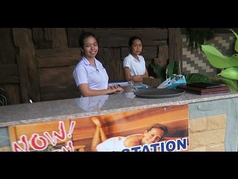 PATTAYA, TRAIN HOTEL RESORT & SAUNA ! Vlog 153