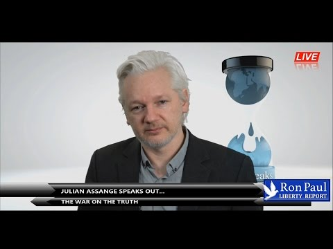 Julian Assange Interview with Ron Paul | April 28th, 2017