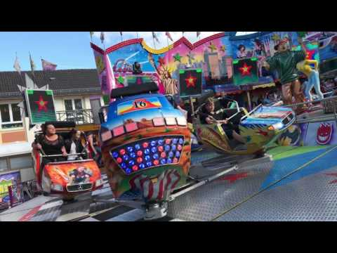 Break Dance No.2 - Bonner (Offride) Video Kirmes Halver 2017