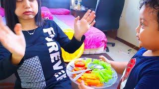 Mamaku Gendut Banget!! Gara-gara Makanan Tidak Sehat