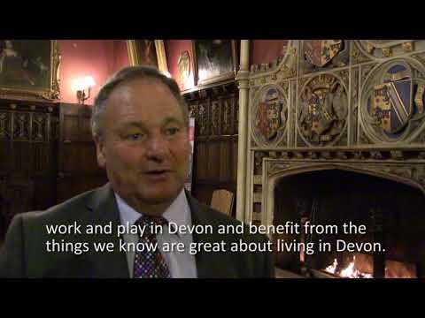 Devon Delivers Ambassadors highlight business success