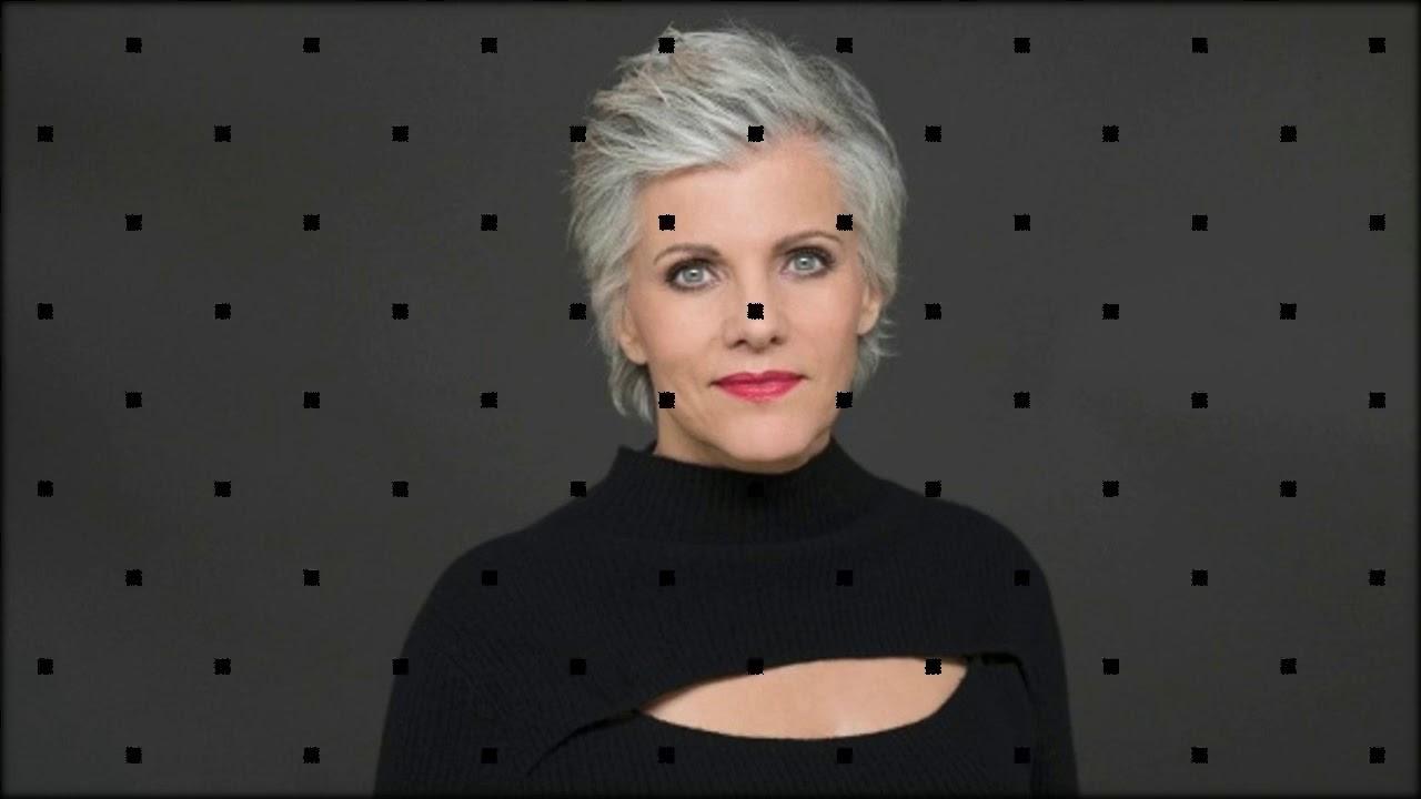 Birgit Schrowange Liefert Beweis Für Graues Haar Youtube