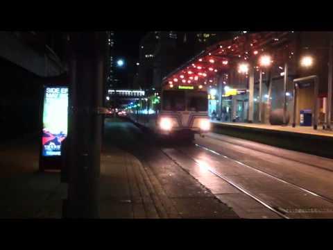 CTrain LRT in Calgary