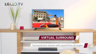 LG Full HD LED TV LH510U Product Video