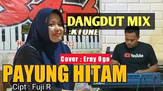 PAYUNG HITAM    Cover Erny Ogo