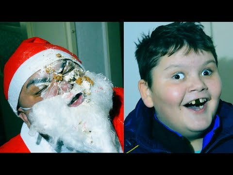 Glupi Djeda Mraz