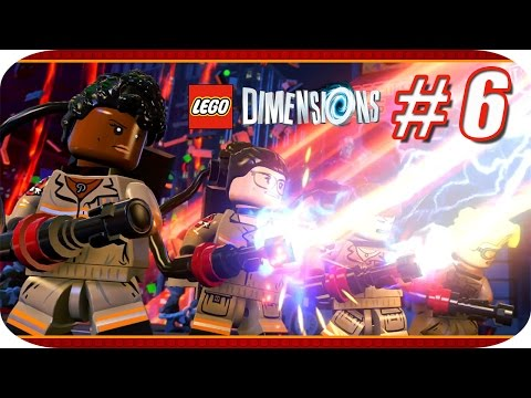 LEGO Dimensions [Año 2] Story Pack Ghostbusters - Parte 6 Final - El Enfrentamiento Final