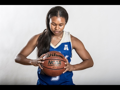 Women's Basketball Feature - Tulsa's Erika Wakefield Leads Golden Hurricane
