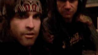 Steel Panther in the studio 3-23