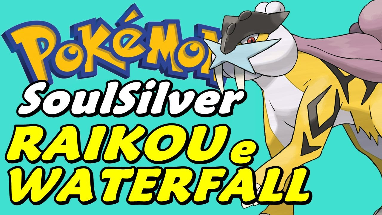 how to catch raikou soulsilver