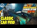 EPIC: CLASSIC CARS FOUND IN BARN, RESTORATION BEGINS | Car Mechanic Simulator 2018 Gameplay