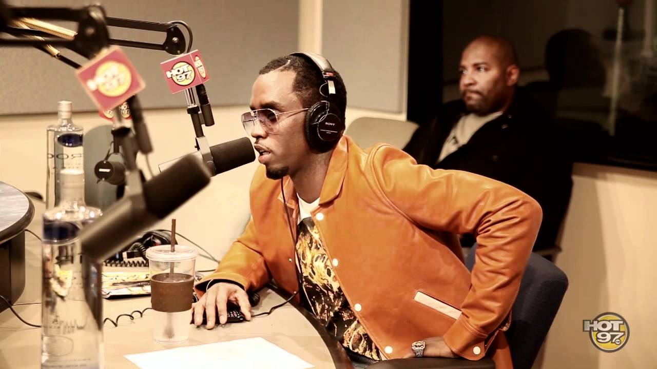 p. diddy talks to flex about g dep, his house intruder, jay-z