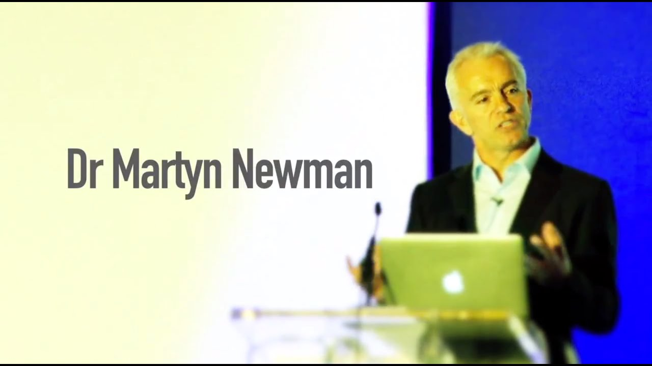 Emotional Intelligence and Leadership Expert - Dr Martyn Newman