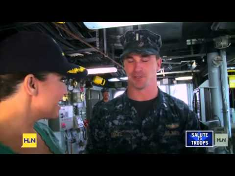 Stories of Courage: Inside USS Farragut