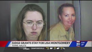 Stay Granted In Federal Execution