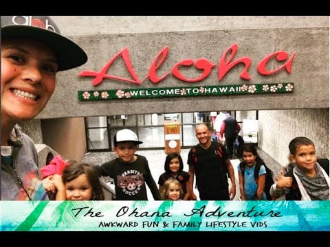 How To Surprise your kids with a Trip to Hawaii & What to do in Hawaii